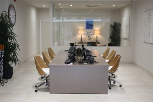 Stylish office Chelsea Square: planning an office refurbishment