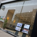 chelsea square fit out shopfront