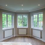 Interior of period building refurbishment