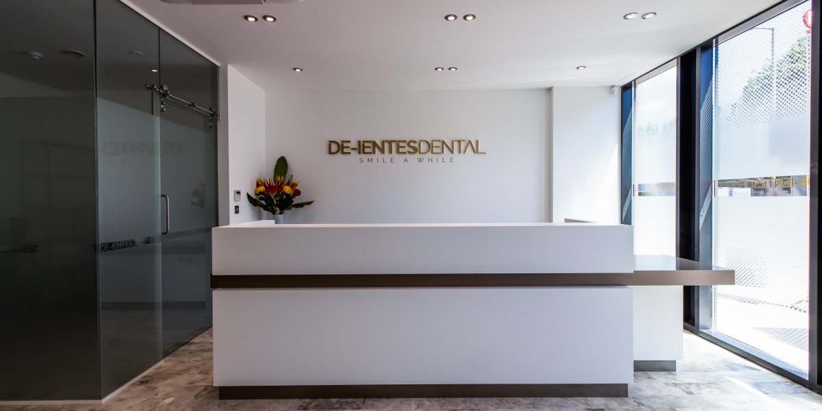 Clinic reception desk ideas by Apollo Interiors