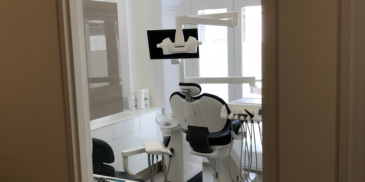 Treatment room at The Dental Team, South Kensington