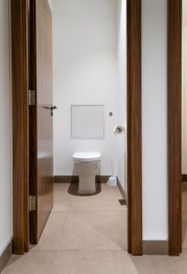 WC at JBR Capital, Finchley Road, London
