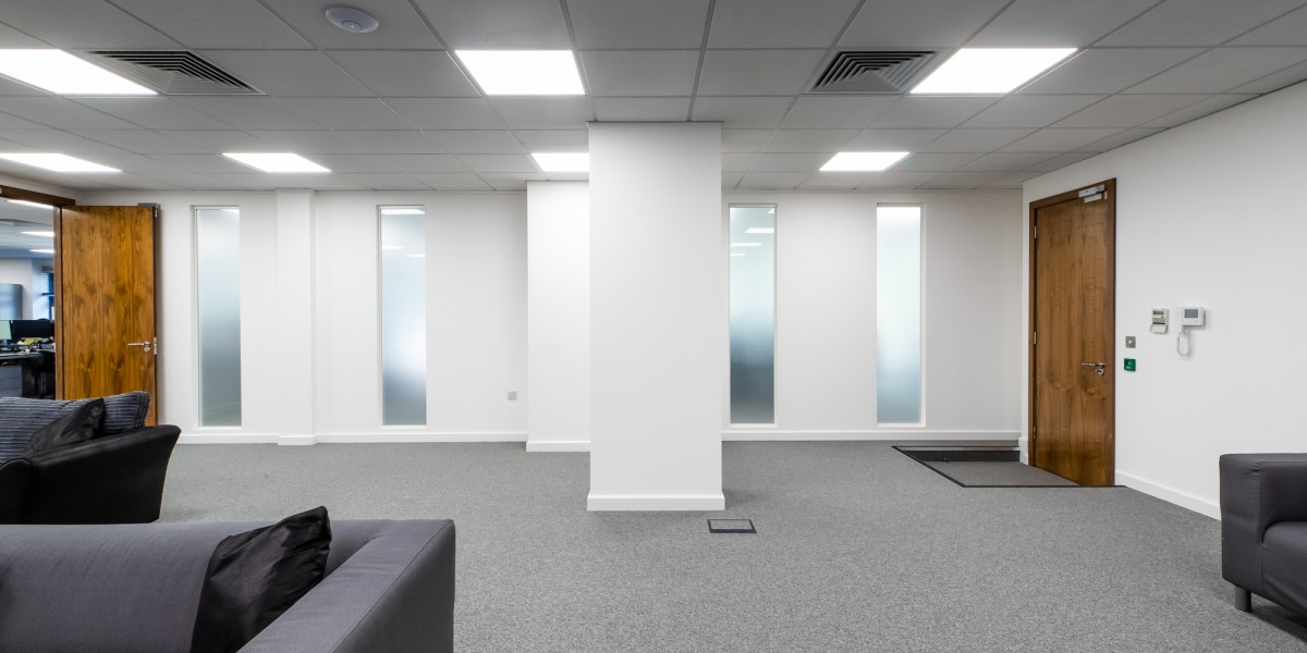 Office space at JBR Capital, Finchley Road, London