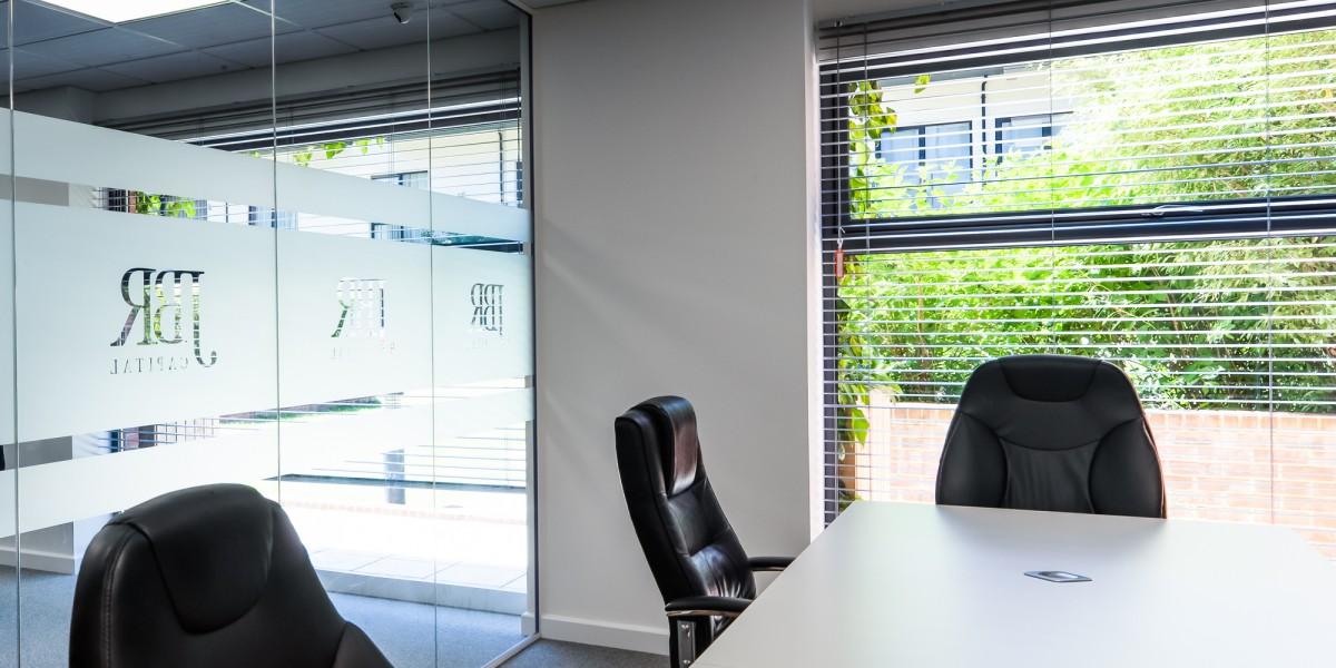 Apollo Interiors - JBR Capital office, Finchley Road, London