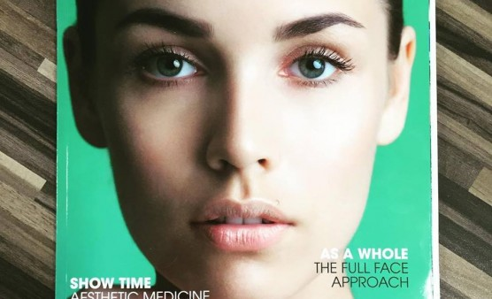 Apollo features in Aesthetic Medicine magazine
