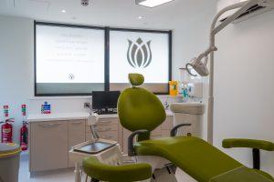 INA Health treatment room