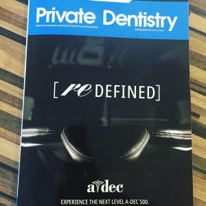 Private Dentistry cover September 2019