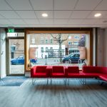 Dulwich Orthodontics clinic reception