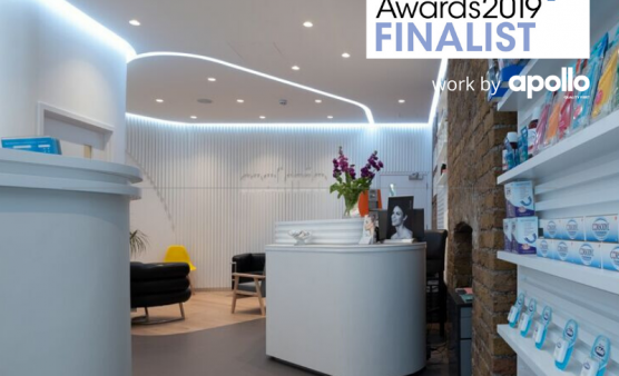 Apollo clients in Private Dentistry Awards final