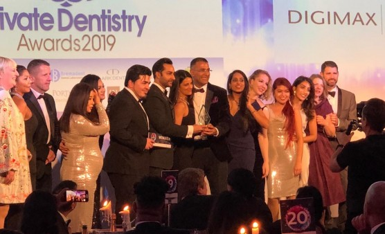 Apollo Clients are Winners at Private Dentistry Awards 2019