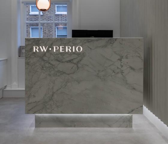 RW Perio, Harley Street, London
