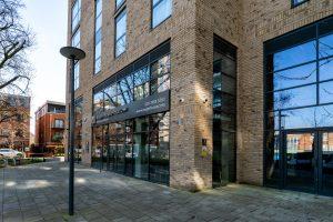 Street view of Angle House dental clinic, Harrow