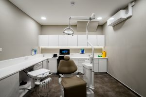 Dental surgery at Angle House dental clinic