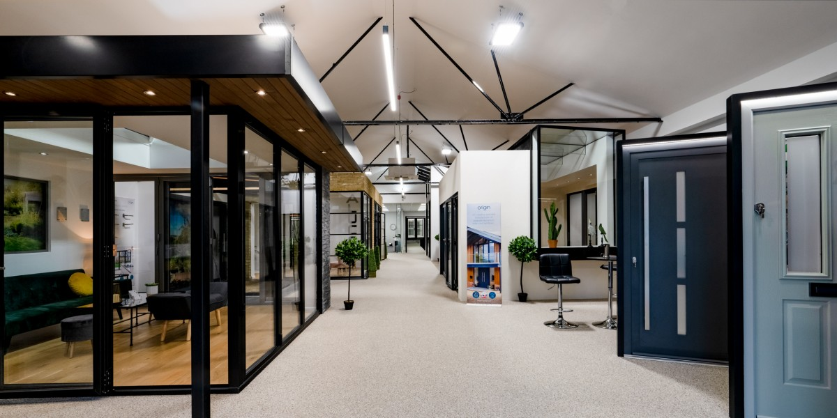 View inside the HBD showroom