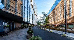 External streetview of White & Co dental clinic