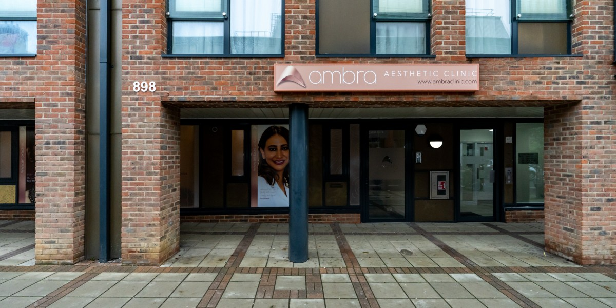 Exterior of at Ambra Aesthetic Clinic