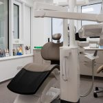 Treatment room at Ambra Aesthetic Clinic
