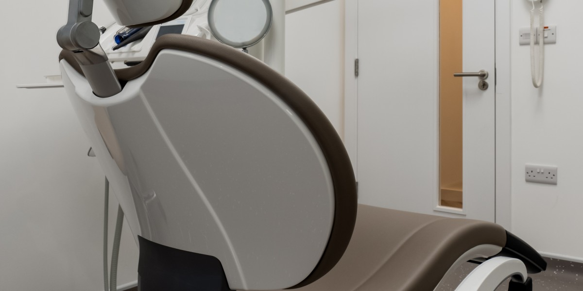 Treatment chair at Ambra Aesthetic Clinic