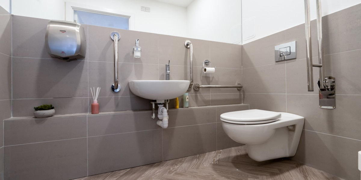 Disabled WC at Ambra Aesthetic Clinic