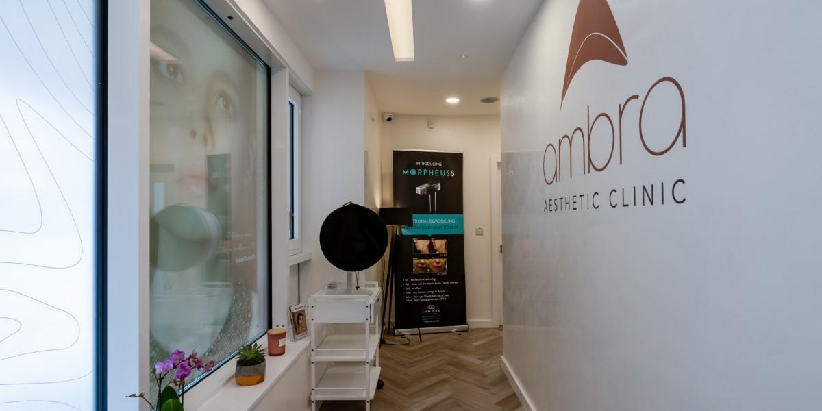 Corridor at Ambra Aesthetic Clinic